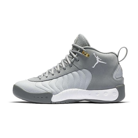 Jordan Jumpman pro basketball shoes mens 11.5 gray